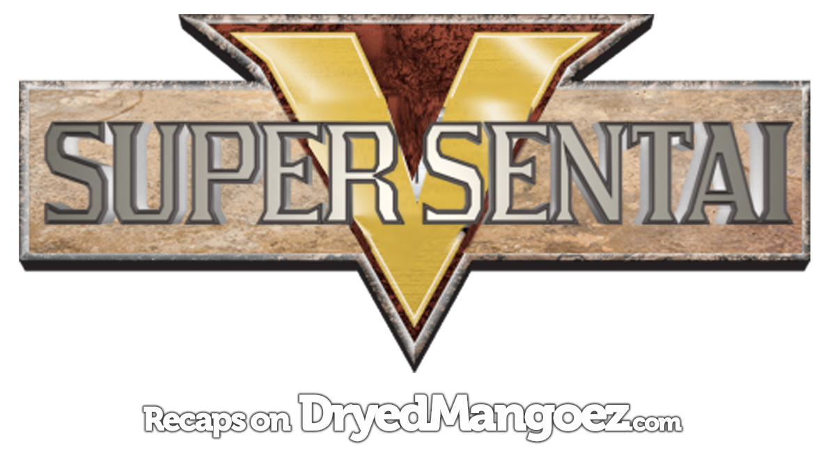 Super Sentai on DryedMangoez.com